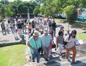 Próximo percurso será dedicado à ligação de Miguel Torga a Coimbra. FOTO LUÍS CARREGÃ