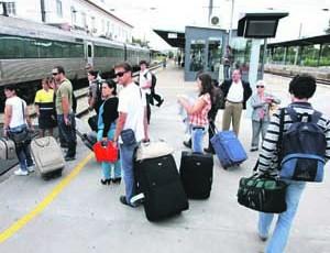 Intervenção deve chegar no âmbito do plano de modernização da Linha do Norte. FOTO LUÍS CARREGÃ