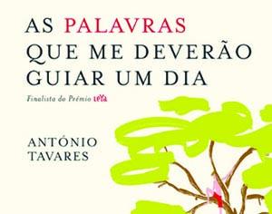 António Tavares lança o primeiro romance