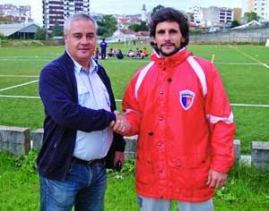 Carlos Félix conta com a coordenação de Bruno Domingos. FOTO BRUNO GONÇALVES