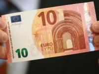 Nova nota de 10 euros. FOTO DR