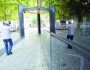 Café e esplanada deverão continuar fechados até ao final do ano. FOTO LUÍS CARREGÃ