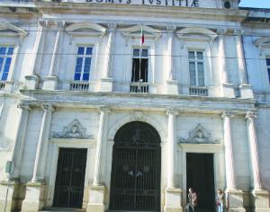 Sessão decorreu no Tribunal de Coimbra. ARQUIVO DB