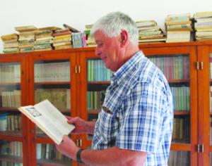 Associação da Murtinheira adquire biblioteca da Cimpor