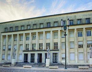 Faculdade de Letras da Universidade de Coimbra. FOTO DR