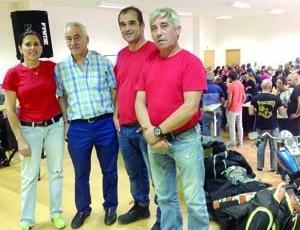 Salão da coletividade encheu-se, ao almoço, com a solidariedade de todos. FOTO PAULO MARQUES