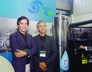 Empresa exporta tecnologia inovadora para os cinco continentes. FOTO CARLOS JORGE MONTEIRO