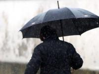Chuva e vento forte durante a tarde na região Centro