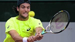 Tenista João Sousa na sua terceira final em torneios ATP