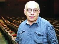 """Jorge Silva Melo apresenta, hoje, com os Artistas Unidos, o espetáculo """"Gata em telhado de zinco quente"""" no TAGV, em Coimbra. FOTO DB/LUÍS CARREGÃ"""