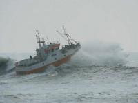 Barra do porto da Figueira da Foz encerrada à navegação