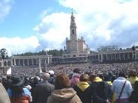 Chuva na peregrinação internacional de 12 e 13 de outubro em Fátima (atualizada)