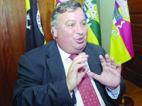 Joaquim Pedro Cardoso da Costa, secretário de Estado para a Modernização Administrativa. FOTO DB/CARLOS JORGE MONTEIRO