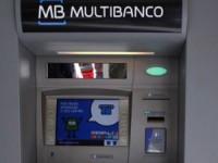 Caixa multibanco em Leiria assaltada com recurso a uma explosão