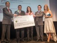 Engenharia Mecânica de Coimbra vence Prémio Crédito Agrícola com braço robótico