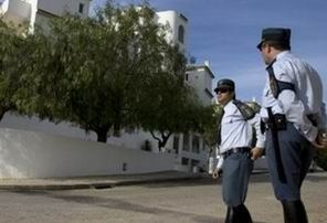 Ladrão de casas detido hoje de manhã na zona de Ansião
