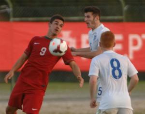 Seleção portuguesa de sub-20 perde com Inglaterra nos penáltis