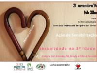 Ação de sensibilização sobre sexualidade na terceira idade em Figueiró dos Vinhos