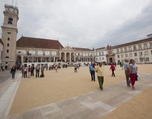 Câmara de Coimbra quer criar bilhete integrado para visitas à cidade