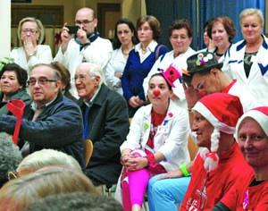 Iniciativa juntou doentes, voluntários e profissionais de saúde. FOTO DB/PATRÍCIA CRUZ ALMEIDA