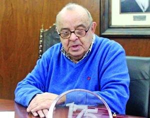 Joaquim de Sousa, provedor da Misericórdia-Obra da Figueira. FOTO DB/CLÁUDIA TRINDADE