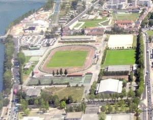 Resultado de imagem para estadio universitario de coimbra