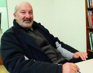 Fonseca Antunes, treinador de atletismo e professor de educação física. FOTO DB/JOT'ALVES