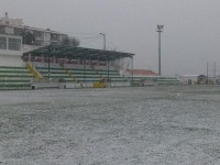 Neve adia jogo entre Sporting da Covilhã e Santa Clara