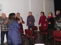 Oito idosos do Ateneu de Coimbra representam peça sobre as suas vidas
