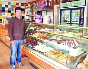 Vítor Batista é o novo proprietário da Costa de Prata. FOTO DB/JOANA SANTOS