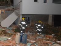 Explosão destruiu vivenda em Condeixa-a-Nova