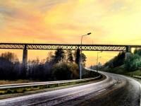 Avança a requalificação de uma ponte da Linha da Beira Baixa entre Covilhã e Guarda