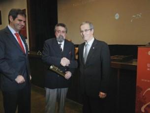 Jornalista de gastronomia recebe prémio mais importante da Universidade de Coimbra