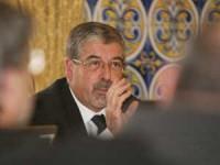 Manuel Machado, presidente da Câmara de Coimbra. FOTO DB/LUÍS CARREGÃ