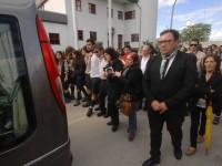 Milhares em Mortágua nos funerais dos cinco peregrinos