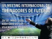 Vila Nova de Poiares recebe VII Meeting Internacional de Treinadores de Futebol