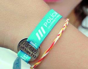 285 crianças do distrito de Coimbra já têm pulseira da PSP