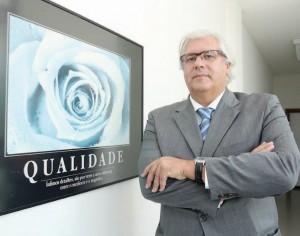 José Couto, presidente da Associação de Fornecedores da Indústria Automóvel (AFIA)