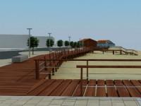 Prolongamento da marginal da Praia de Mira inaugurado sábado