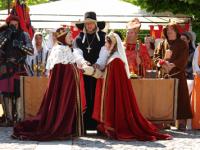 Trancoso recria bodas reais de Dom Dinis e Isabel de Aragão
