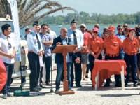 Bombeiros de Mira apresentam brigada  de salvamento aquático