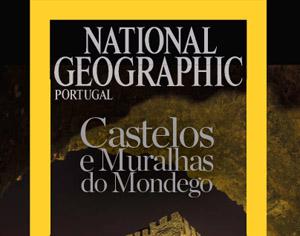 Castelos e Muralhas do Mondego na revista National Geographic
