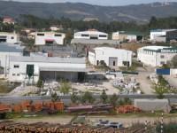 Zona Industrial Proença-a-Nova. FOTO DR