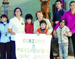 """Crianças do Paião querem """"Conquistar o planeta"""""""