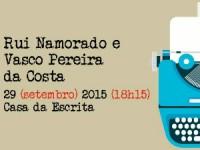 Ciclo sobre poesia prossegue com Rui Namorado e Vasco Pereira da Costa
