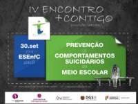 Prevenção de suicídio em meio escolar debatida na Escola de Enfermagem