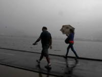 Leslie será tempestade tropical no continente e pode trazer ventos históricos