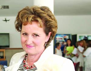 Maria Luísa Carvalho. FOTO DB/LUÍS CARREGÃ
