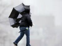 Chuva, vento, neve e agitação marítima a partir de hoje no continente