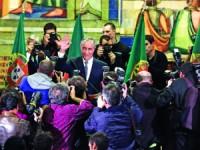 Marcelo ganha logo à primeira  para abrir Belém à modernidade